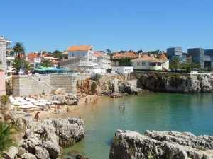 Cascais beach, Portugal