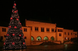Santa Claus will find you in Sintra this Christmas!