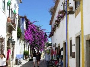 Obidos, a romantic trip