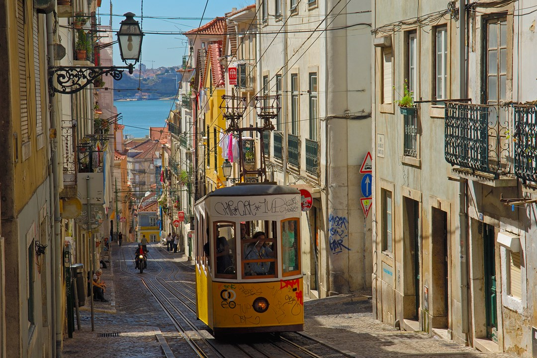 October, a great time to visit Lisbon!